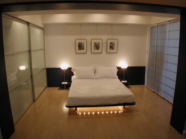 ライオンズ上福岡フェアリーヒルズ寝室