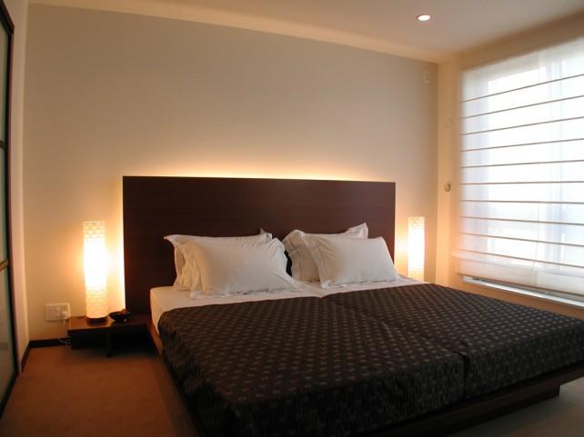 松ヶ丘ヒルズ寝室1